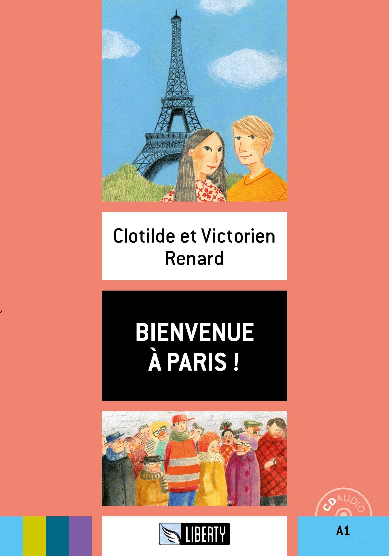 Bienvenue a Paris Książka+CD