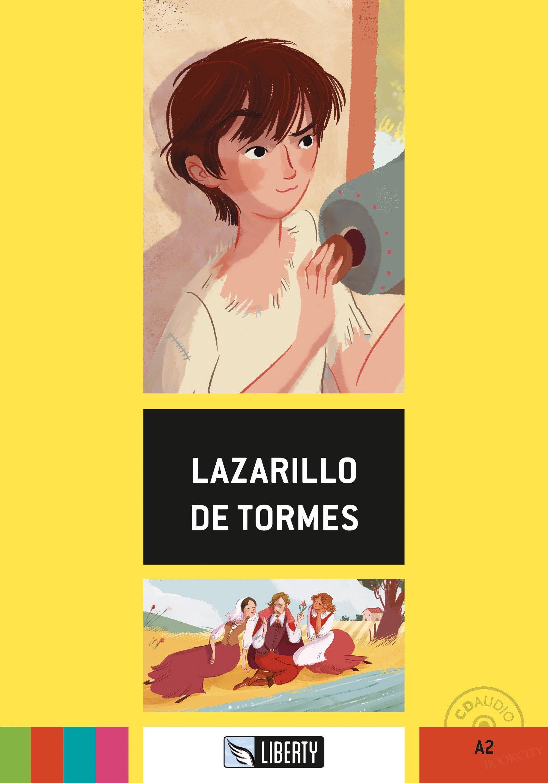 Lazarillo de Tormes Książka+CD
