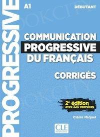 Communication progressive du français Niveau Débutant Klucz