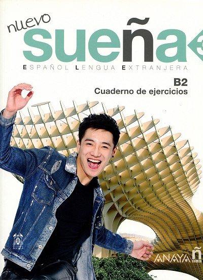 Nuevo Suena 3 B2 Ćwiczenia + CD