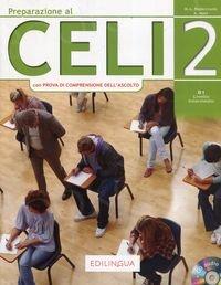 Preparazione al CELI 2 Livello B1 podręcznik