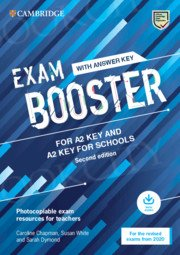Cambridge English Exam Booster for Key and Key for Schools for the Revised 2020 Exams Book  with Answer Key with Audio