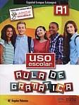 Uso escolar Aula de gramática A1 Podręcznik + audio online