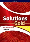 Solutions Gold Pre-Intermediate Ćwiczenia + kod eWorkbook