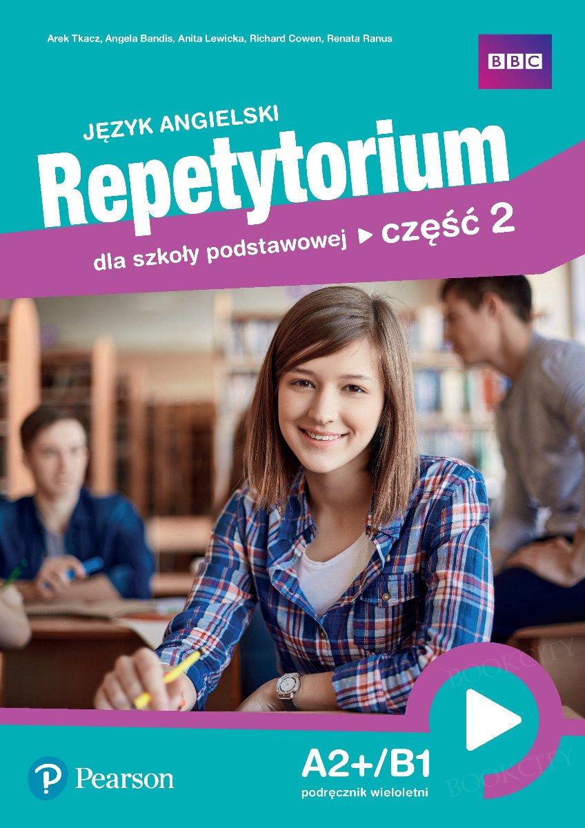Repetytorium języka angielskiego - dla klasy 8 Podręcznik z kodem do eDesk