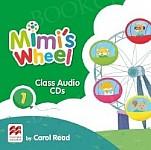 Mimi's Wheel 1 Audio CD