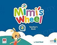Mimi's Wheel 3 Książka nauczyciela + kod do NAVIO
