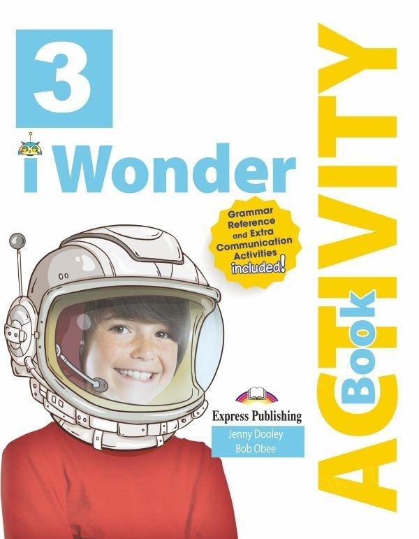 I Wonder 3 Activity Book + DigiBook