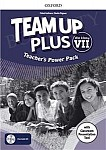 Team Up Plus klasa 7 Teacher's Power Pack z kodem dostępu do CPT i Online Practice