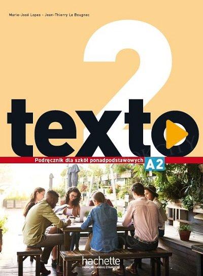 Texto 2 (szkoły ponadpodstawowe) Podręcznik + Audio Online