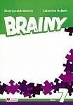 Brainy klasa 7 Zeszyt do języka angielskiego