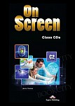 On Screen Advanced C2 Class Audio CDs (set of 5)