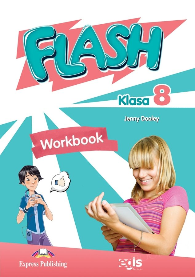Flash Klasa 8 Workbook + kod DigiBook (Ćwiczenia)