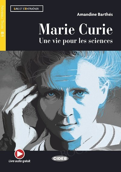 Marie Curie Livre + audio online