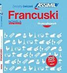 Francuski dla początkujących 220 ćwiczeń Zeszyt ćwiczeń + klucz