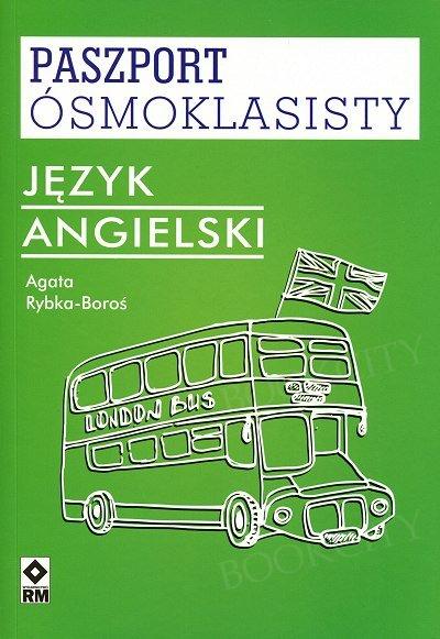 Paszport ósmoklasisty Język angielski Książka