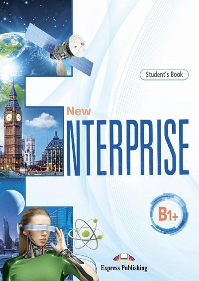 New Enterprise B1 + Student's Book + DigiBook (edycja międzynarodowa)