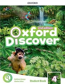 Oxford Discover 4 2nd edition Student Book