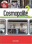 Cosmopolite 2 Podręcznik + DVD-Rom + Parcours digital + kod (podręcznik online)