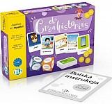 El Creahistorias - gra językowa