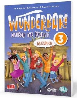 Wunderbar! 3 Książka ucznia + e-podręcznik