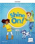 Shine On! klasa 2 Podręcznik z cyfrowym odzwierciedleniem