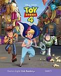 Toy Story 4 Książka