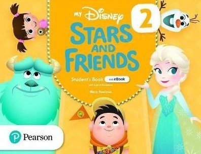 My Disney Stars and Friends 2 Student's Book with eBook & digital resources