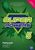 Super Powers klasa 5 Podręcznik