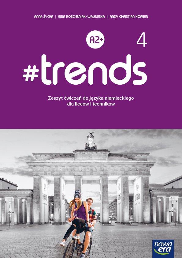 #Trends 4 Zeszyt ćwiczeń