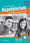 Repetytorium dla szkoły podstawowej. Wydanie jednotomowe - poziom A2+/B1 Książka nauczyciela plus DVD-ROM, Class CDs oraz kod do Presentation Tool