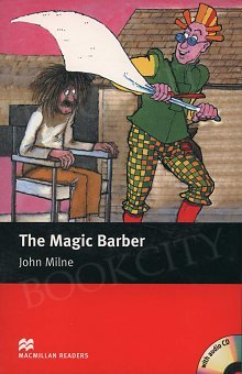 The Magic Barber Book and CD