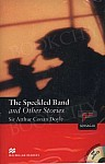 The Speckled Band and Other Stories Book and CD