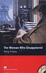 The Woman Who Disappeared Book and CD