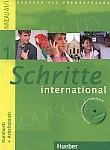 Schritte international 1 Kurs und Arbeitsbuch mit CD zum AB