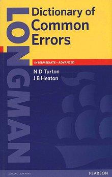 New Longman Dictionary of Common Errors Paper