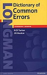 New Longman Dictionary of Common Errors Paper
