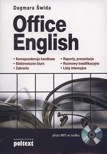Office English Książka z płytą CD