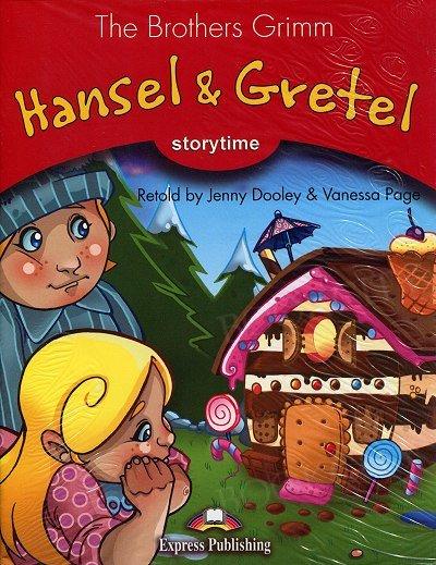 Hansel & Gretel Reader + Cross-Platform Application (kod)
