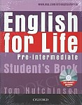 English for Life Pre-Intermediate Student's Book with MultiROM