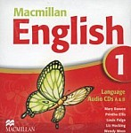 Macmillan English 1 Language CD (2)