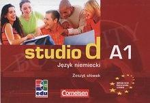 studio d A1 Zeszyt słówek