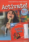 Activate! B1+ (Pre-FCE) Student's Book with Active Book