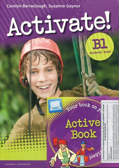 Activate! B1 (Intermediate) Student's Book plus ActiveBook