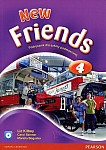 New Friends 4 Student's Book plus CD-Rom