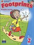 Footprints 2 Książka ucznia plus CD-ROM