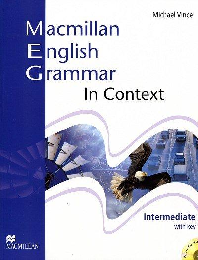 Macmillan English - Grammar In Context Intermediate