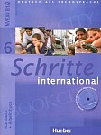 Schritte international 6 Podręcznik + Zeszyt ćwiczeń (+ Audio CD 1 szt.)