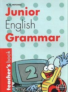 Junior English Grammar 2 książka nauczyciela