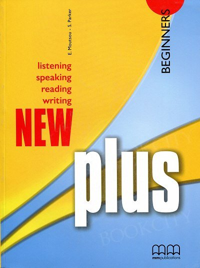 New Plus Beginners podręcznik